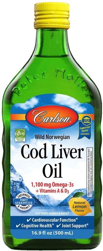 cod liver oil KImblebeauty.com