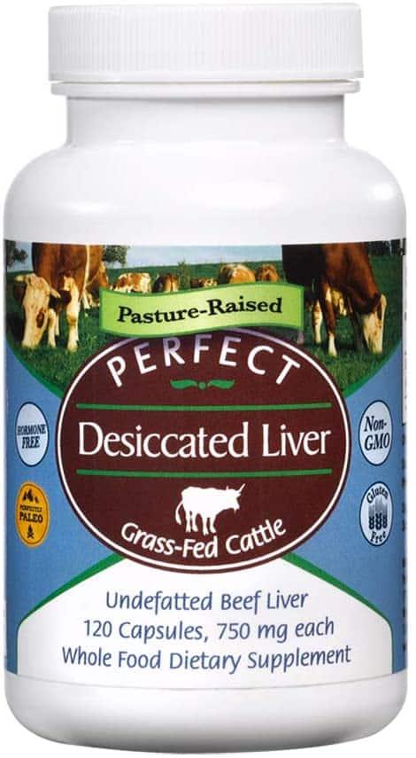 dessicated liver KimbelBeauty.com
